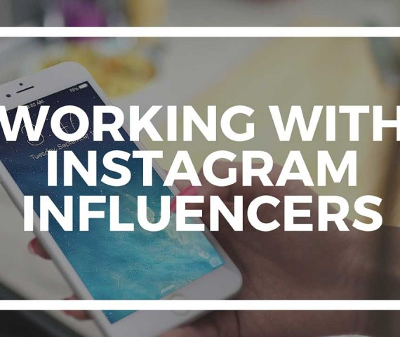 Working with Instagram Influencers