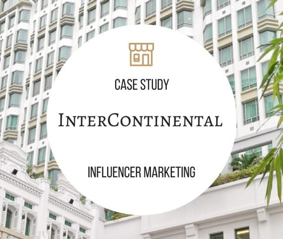 StarNgage x {{InterContinental}} Influencer Marketing Campaign